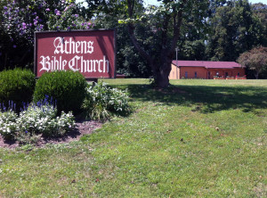 Athens Ohio Church